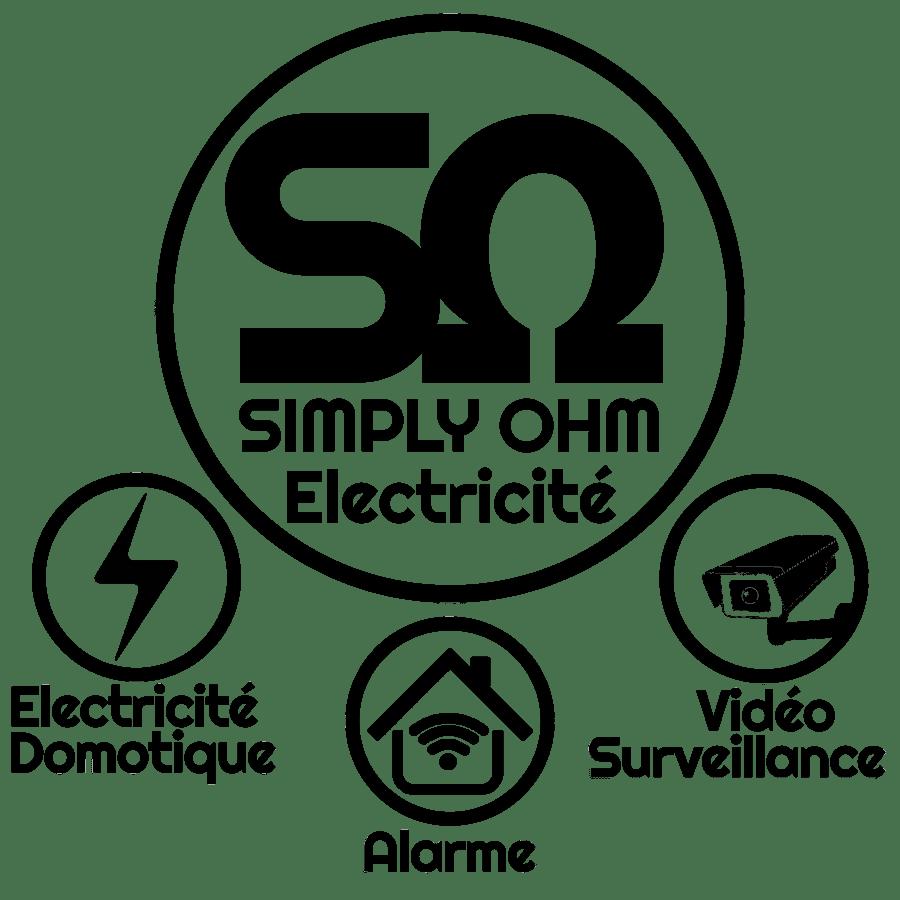 Simply Ohm électricien, électricité, alarme & vidéo surveillance Saint Maximin, Brignoles et Var (83)